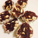 Dates And Nuts Roulade