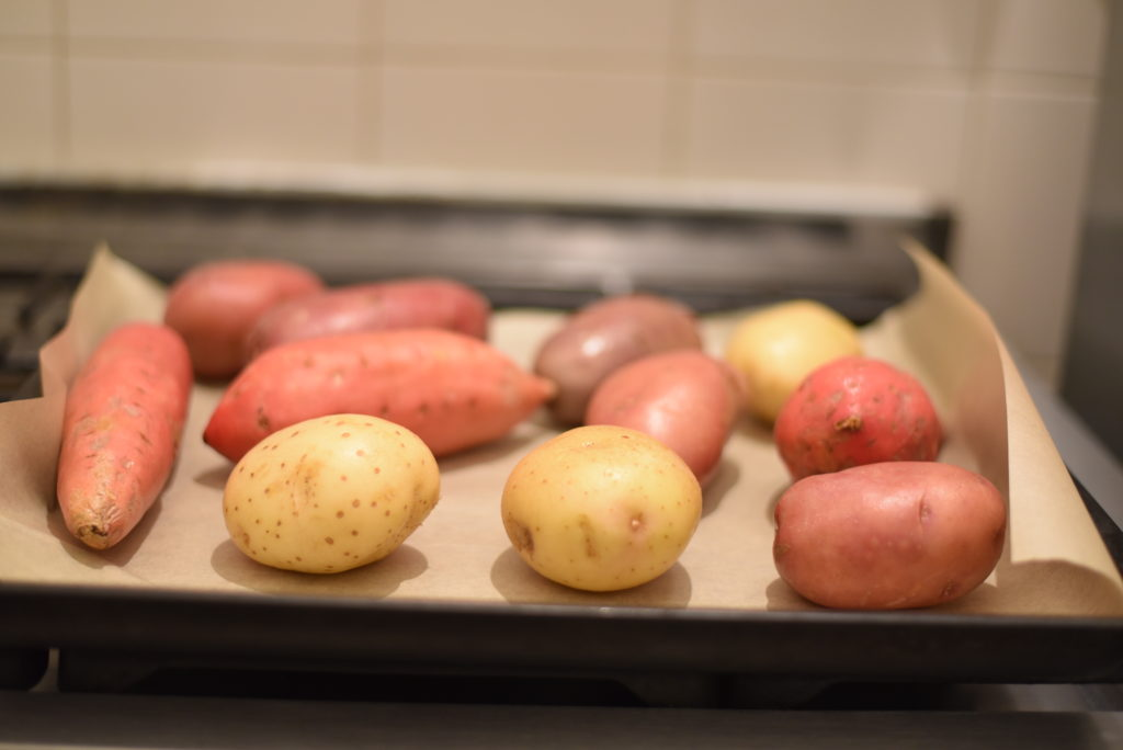 Potato snacks recipe