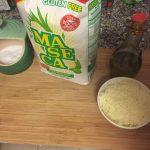 Arepas Ingredients