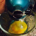 Batter Eggs and Sugar