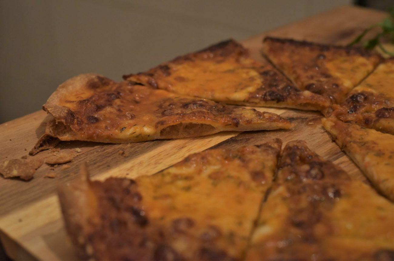 Thin-Crust Neapolitan Pizza