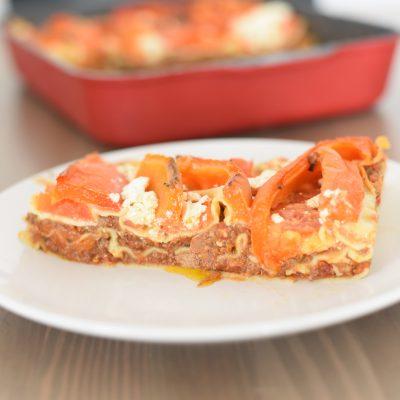 Ragu lasagna