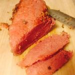 Baked Corned Beef