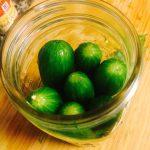 Organizing The Cucumbers